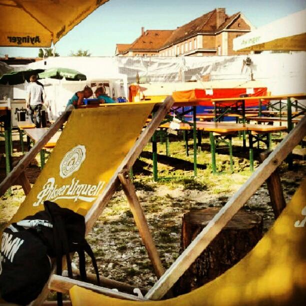 Viehhof beer garden