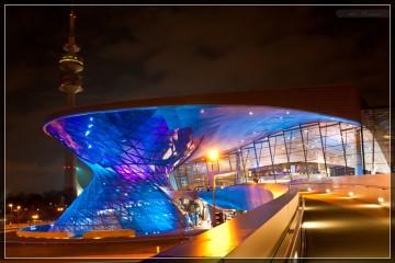 BMW Welt, Munich