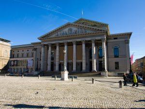 Munich opera house