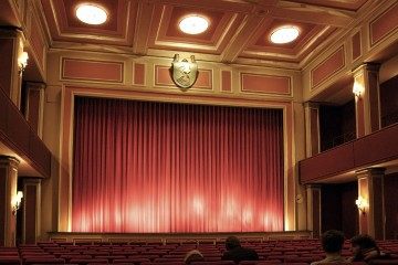 English films in Munich