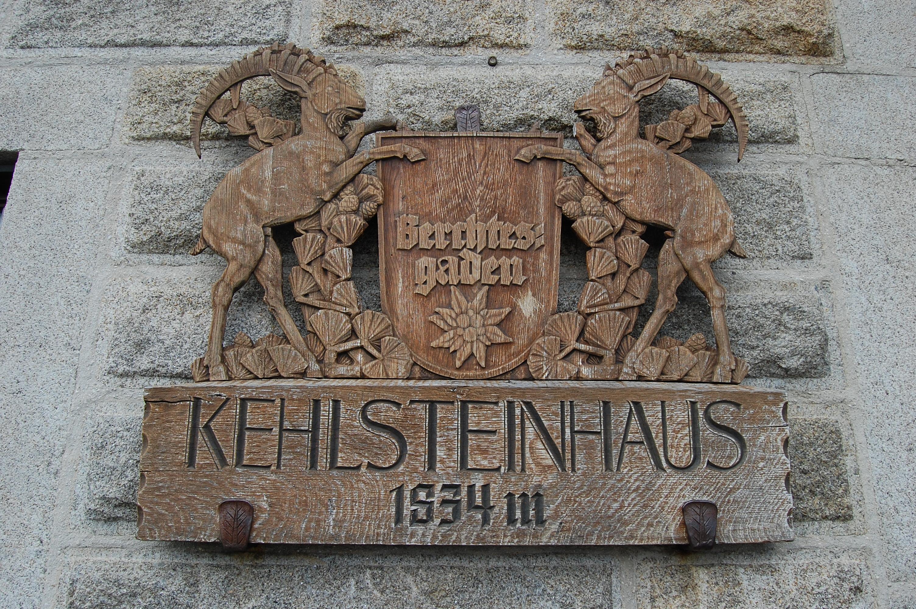 Kehlsteinhaus, Bavaria