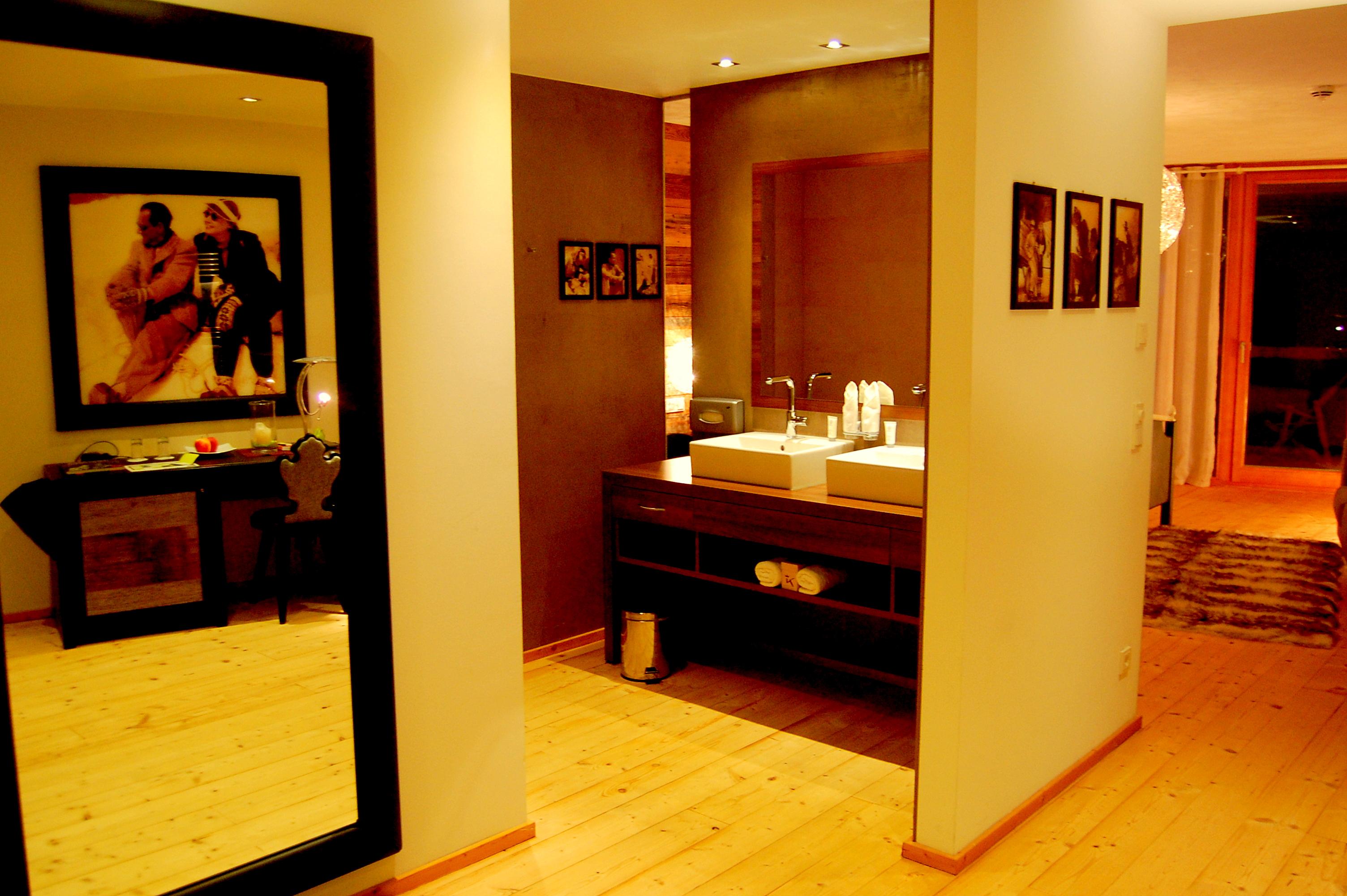 Luis Trenker suite - hall