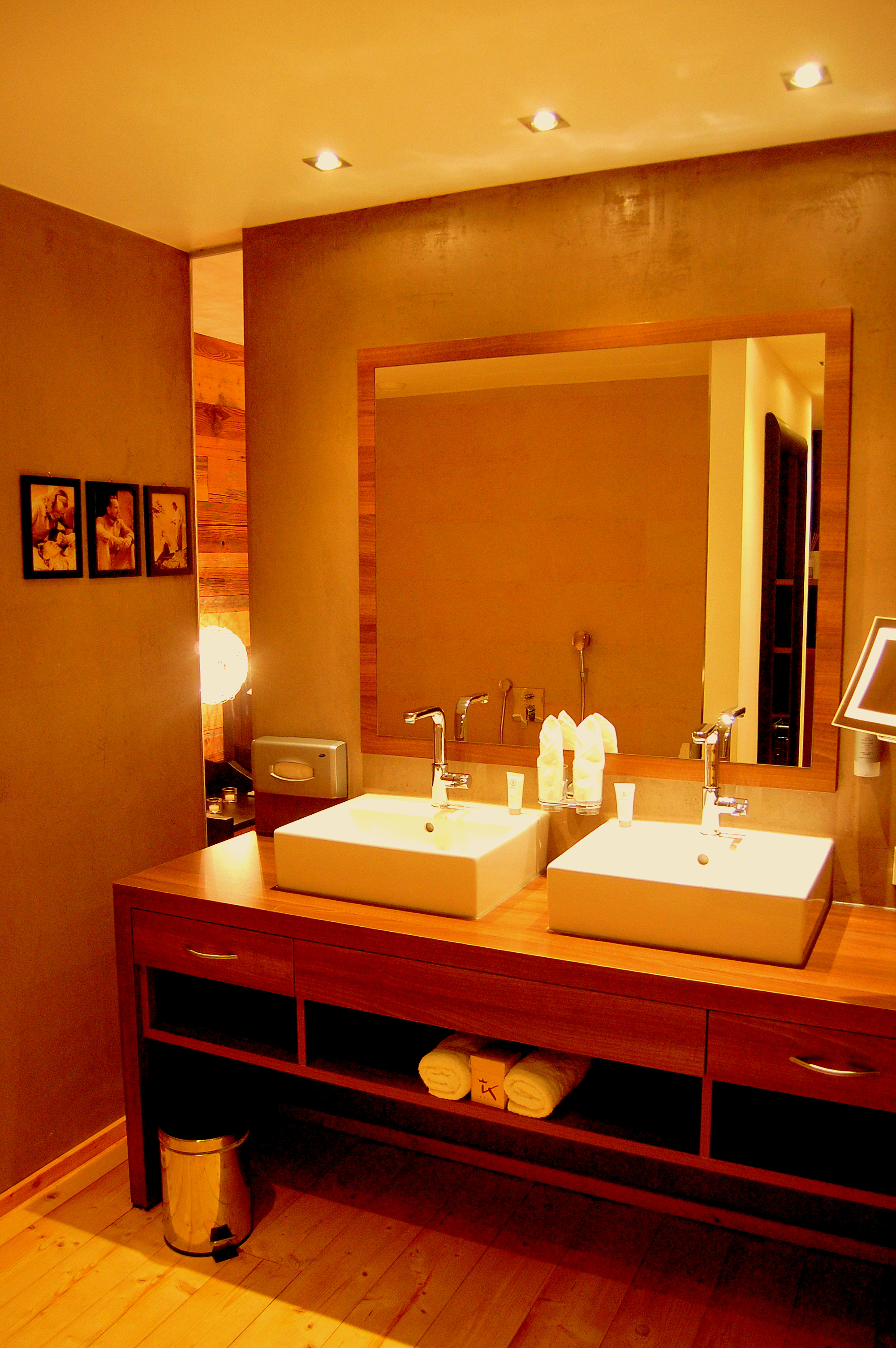 Das Kronthaler, bathroom