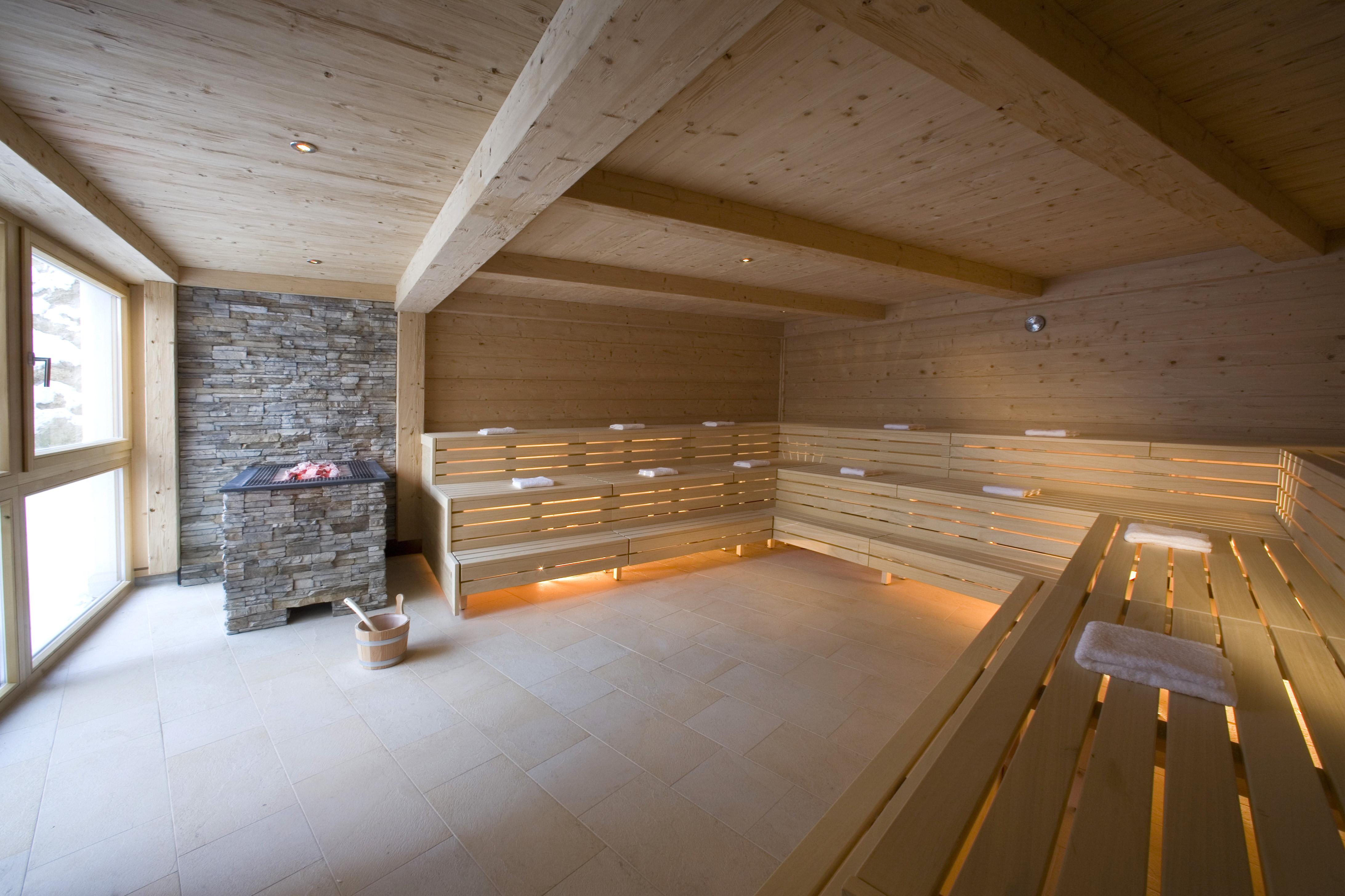 Finnish sauna - Das Kronthaler