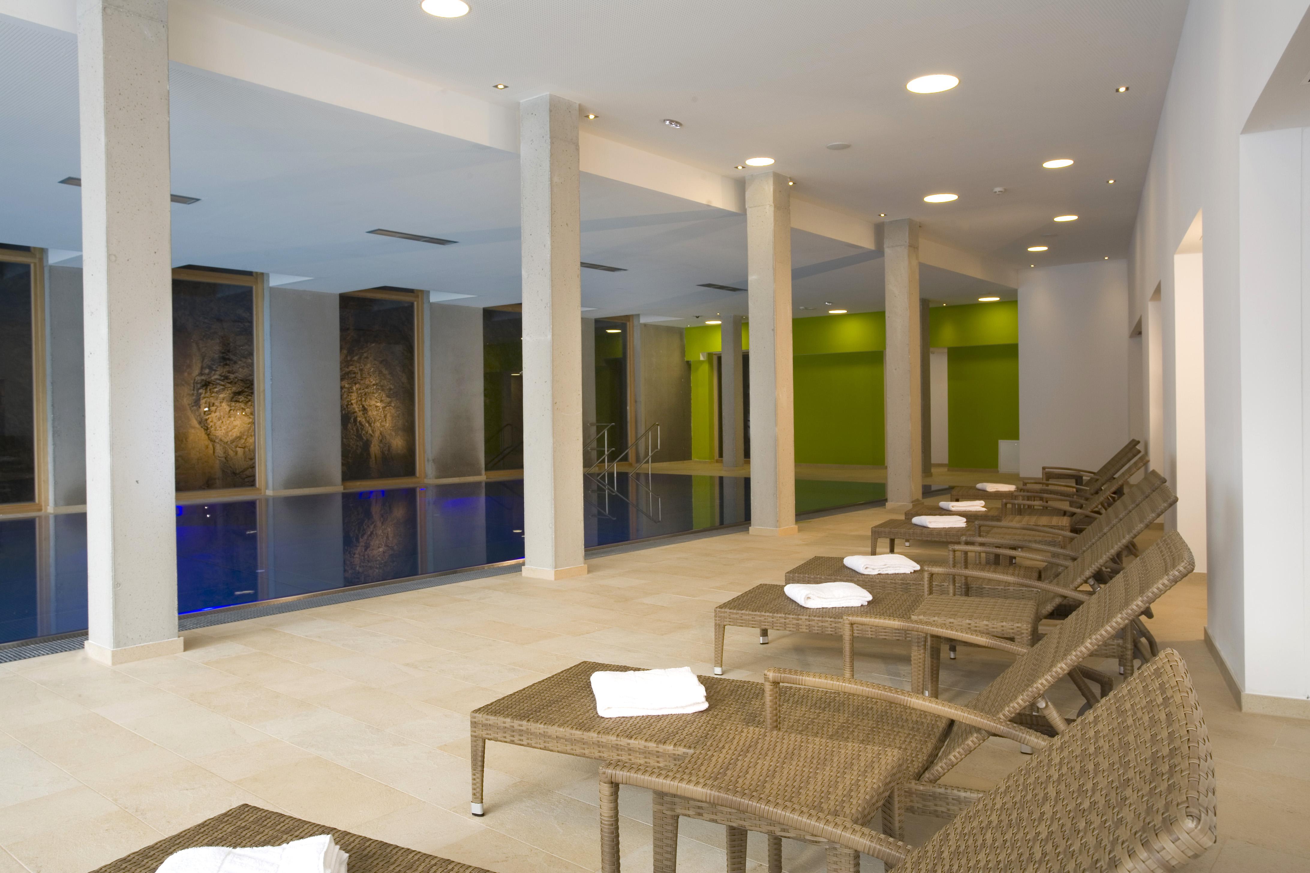 Pool at Das Kronthaler