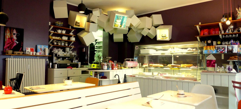 Cafe Kubitscheck in Westend, Munich