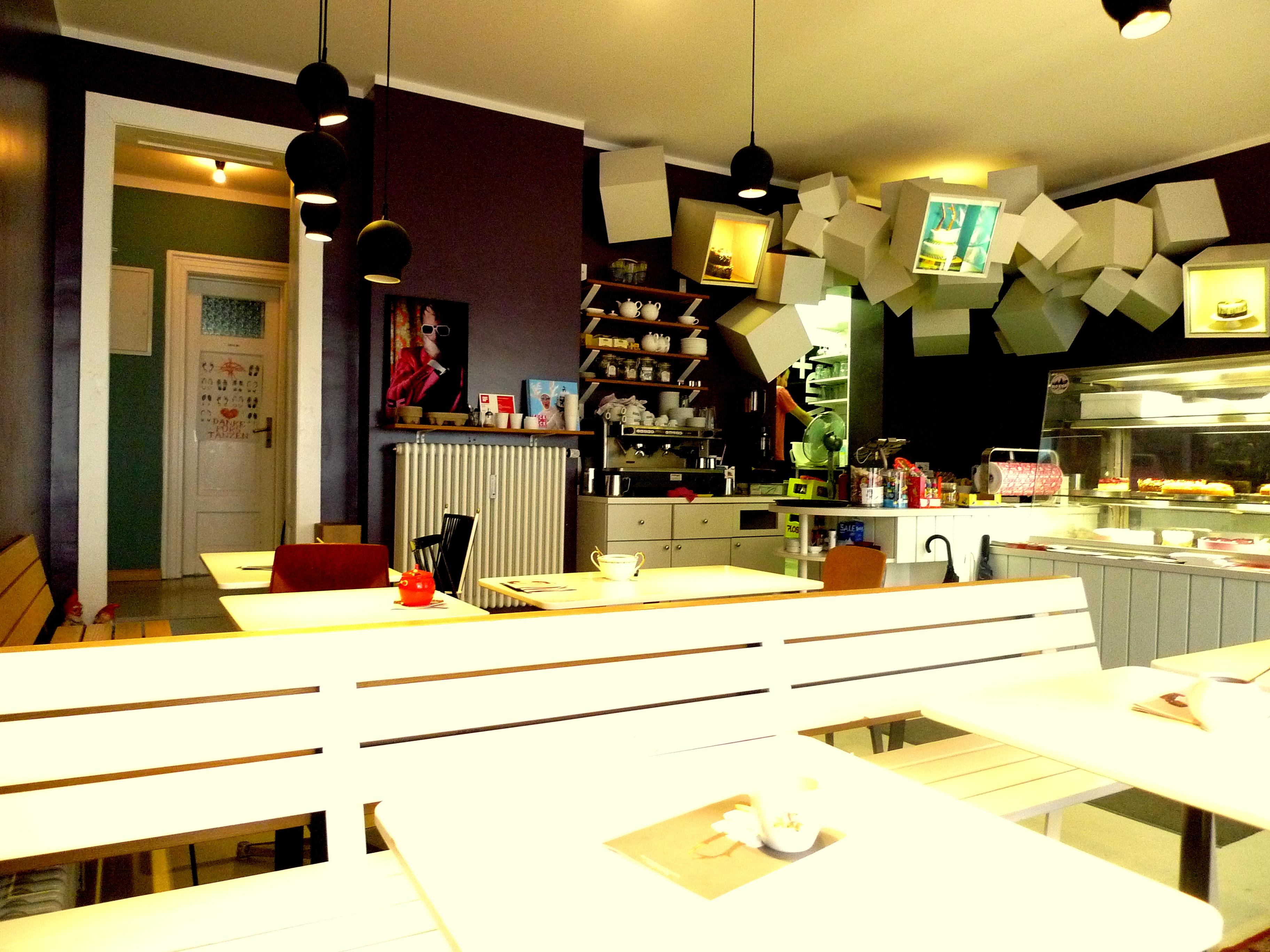 Cafe Kubitscheck, Munich