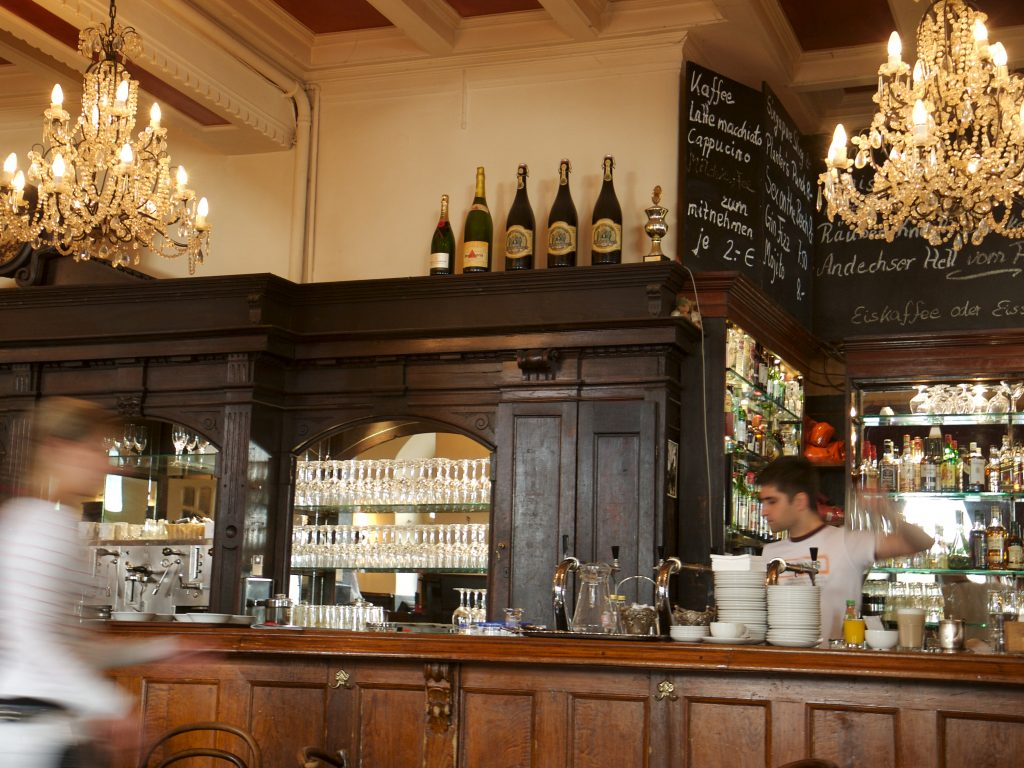 Cafe am Beethovenplatz, Munich