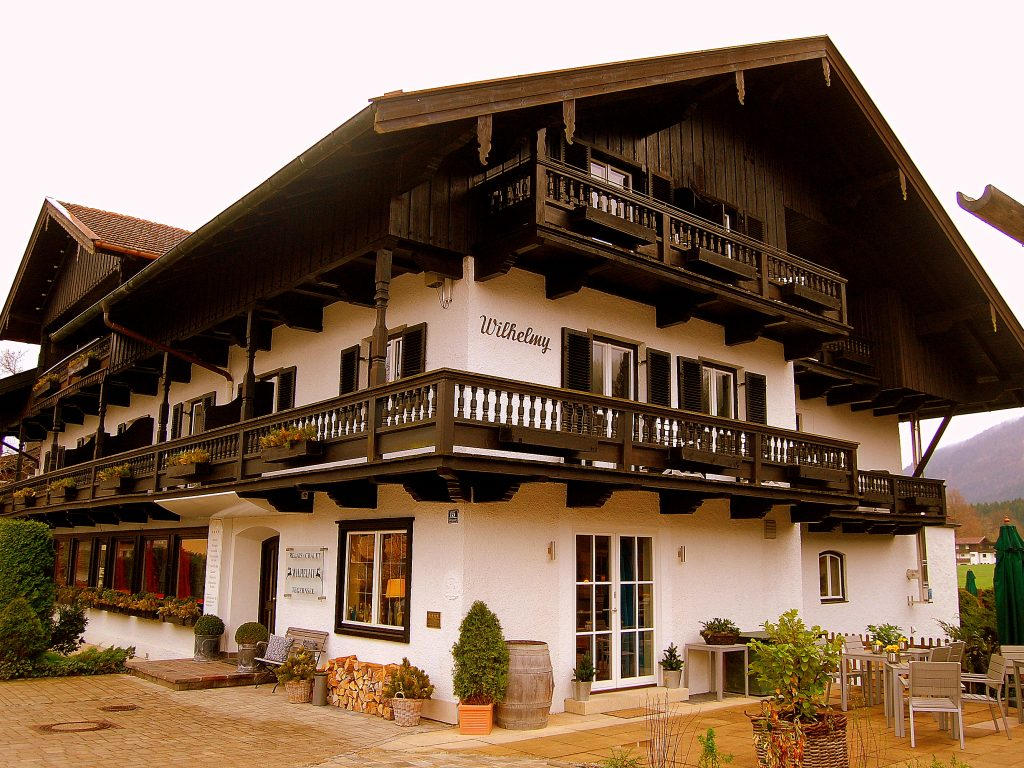 Relais Chalet Wilhlemy - Tegernsee