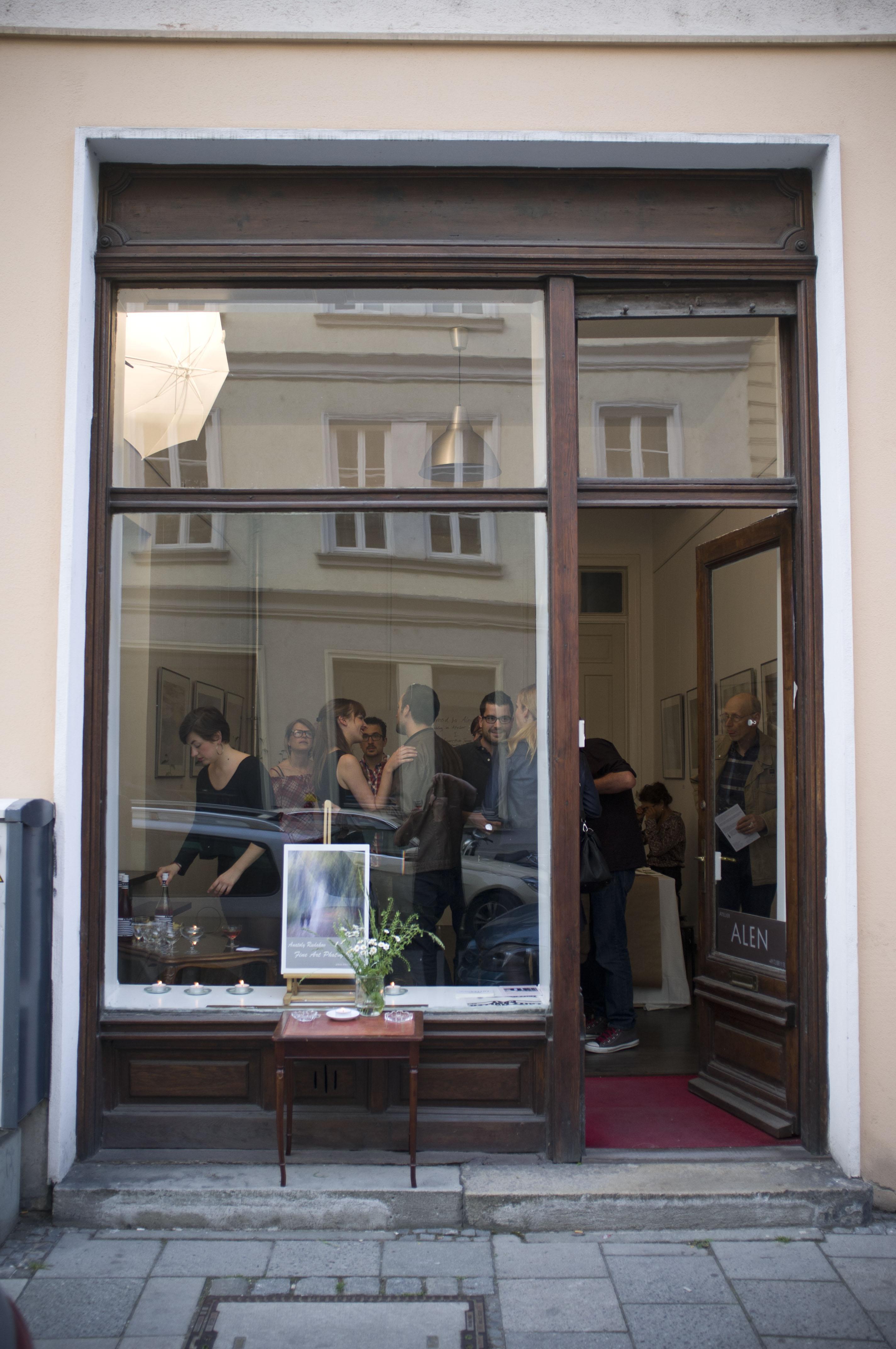 Atelier ALEN, Baaderstraße