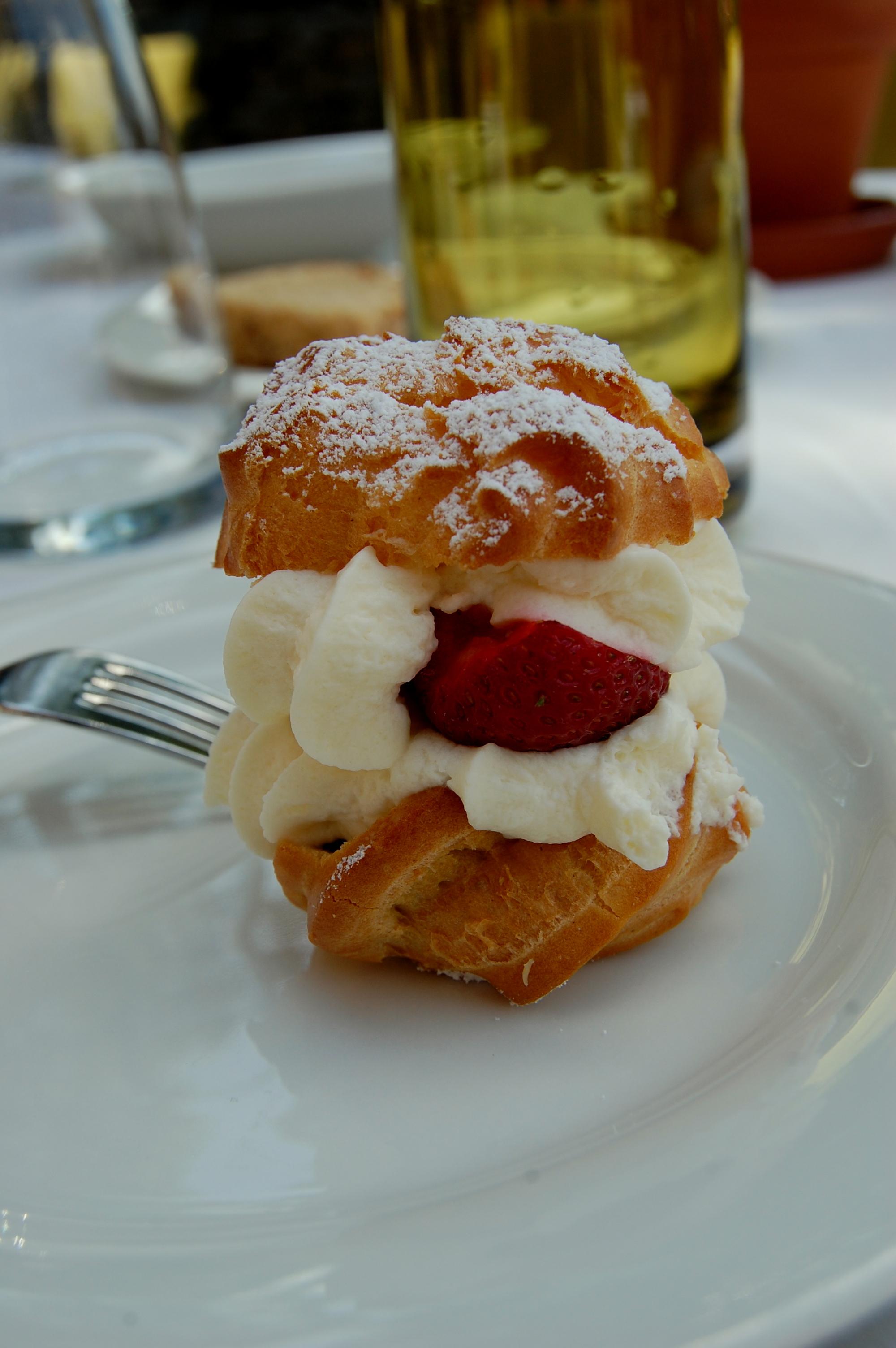 dessert - Hotel Lindenwirt