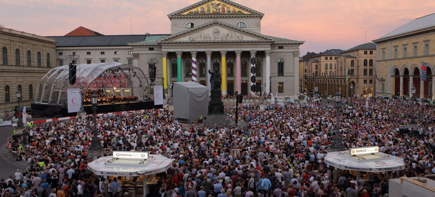 Next week in Munich - Oper für alle
