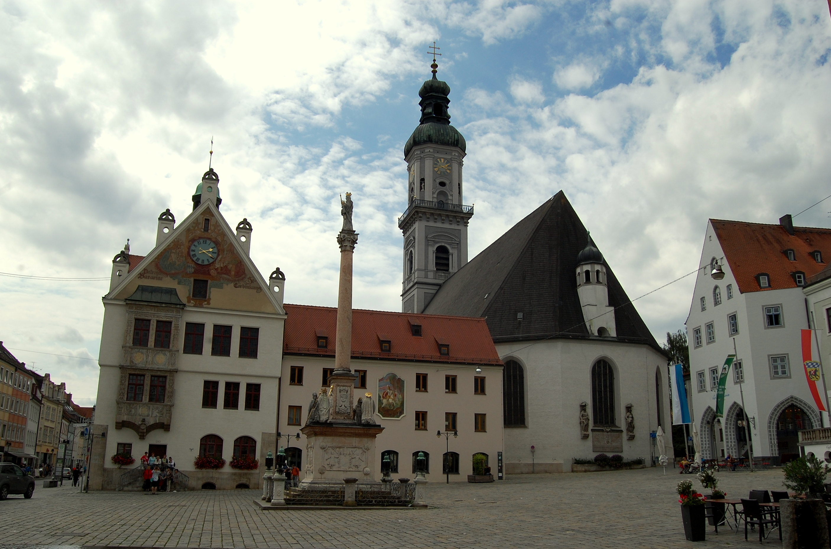 Day trip: Freising