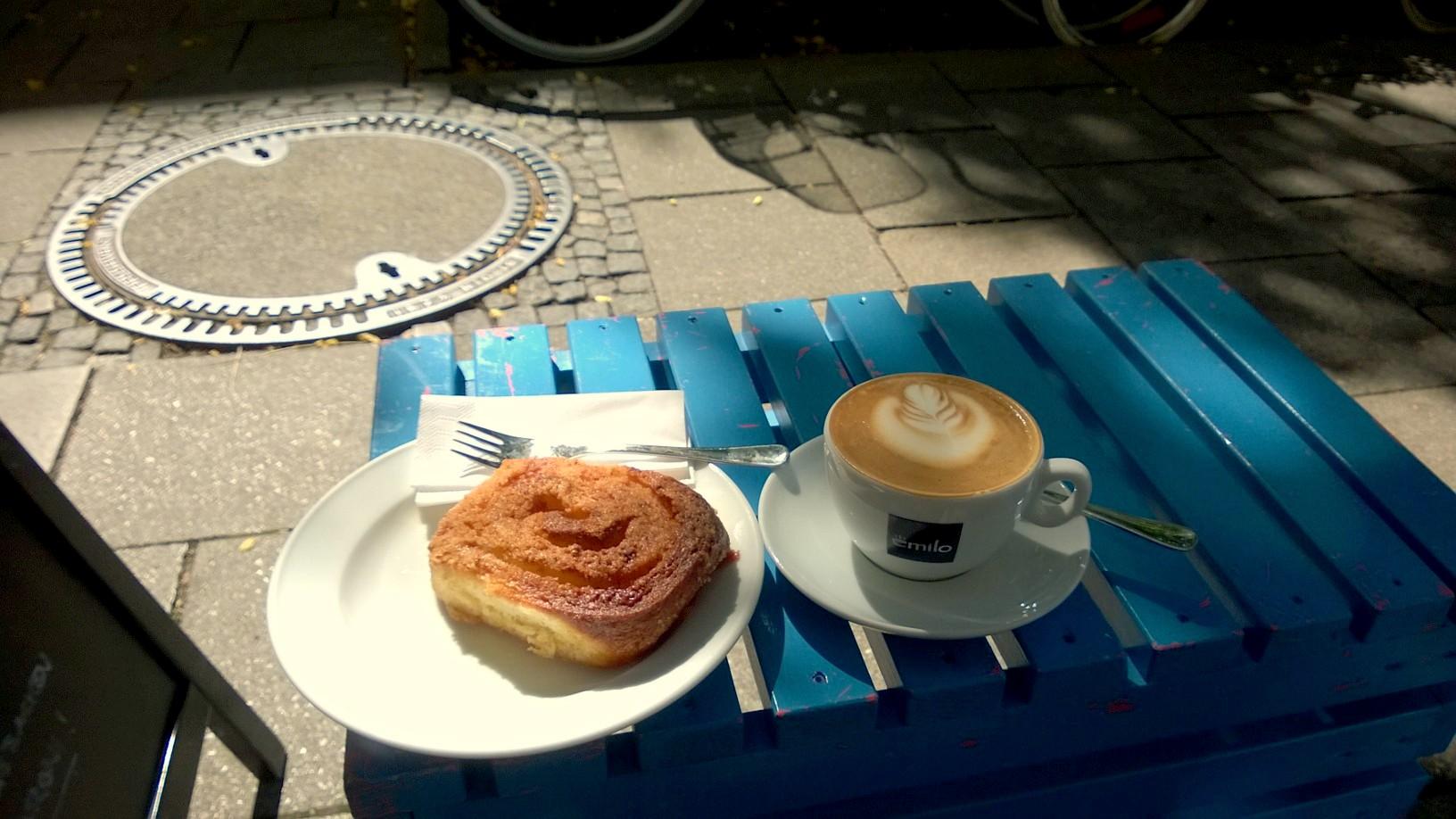 Emilo coffee Munich