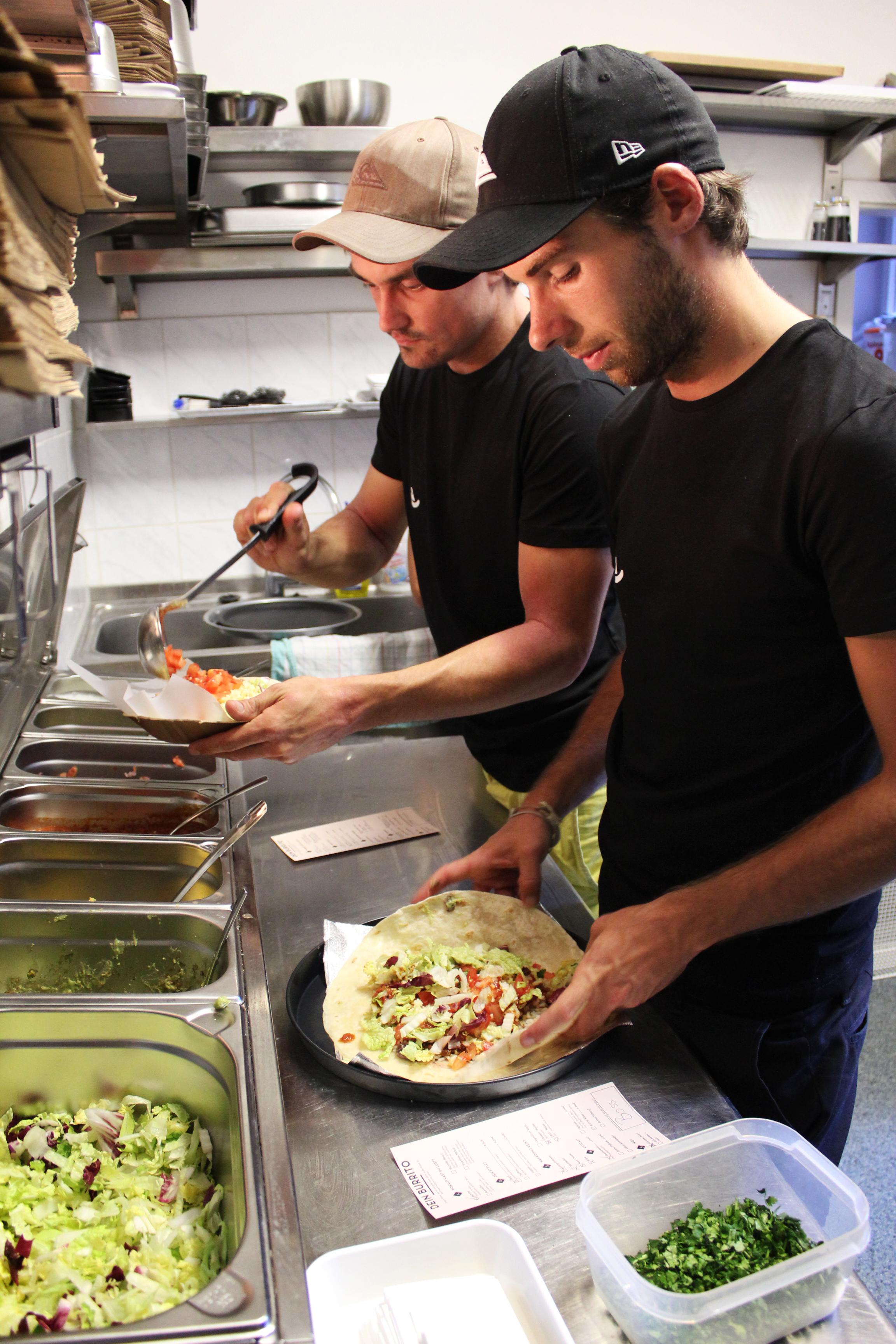 Burrito Company München