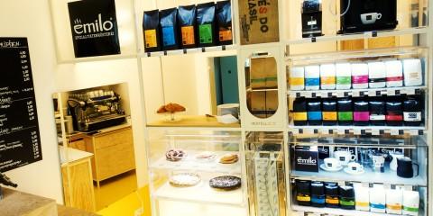 Emilo coffee: Glockenbachviertel