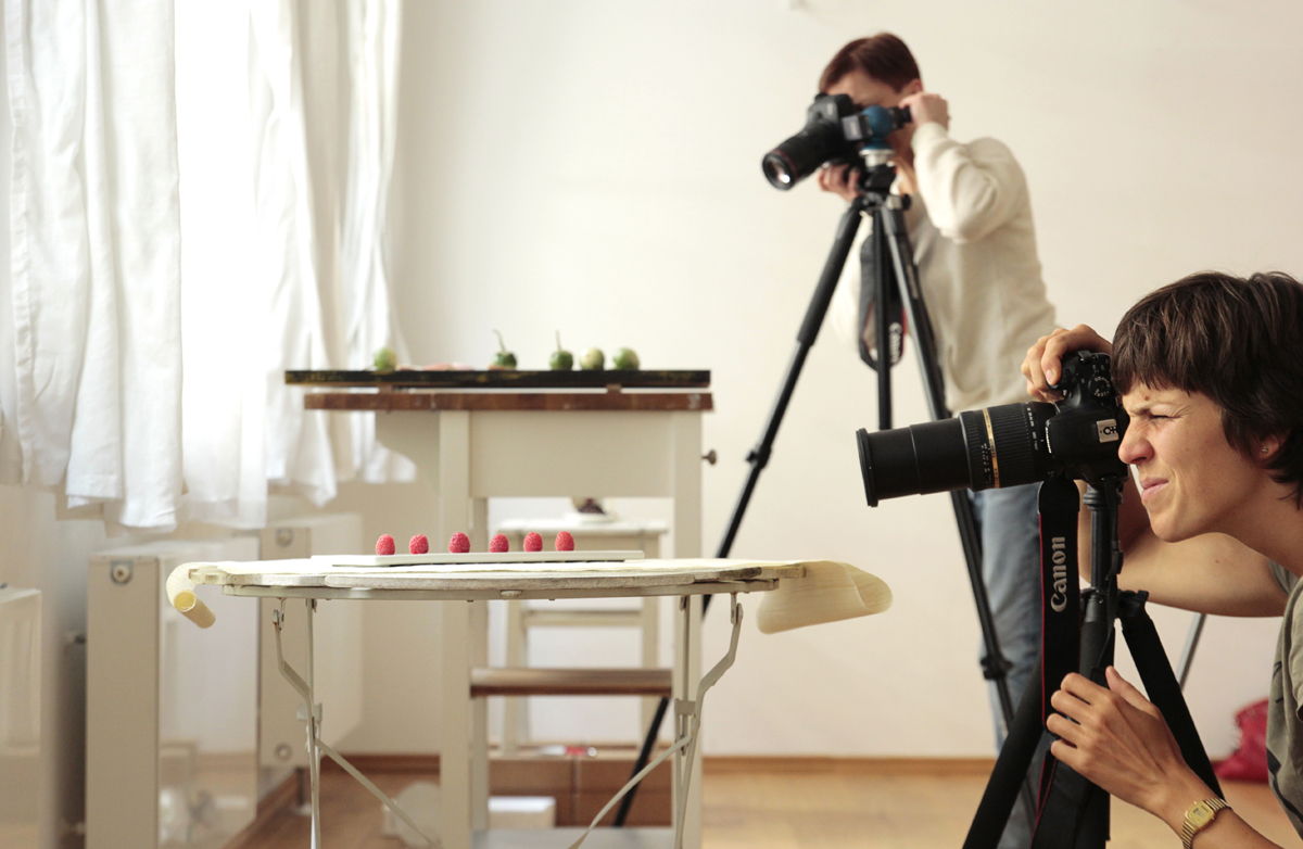 Food photography in Munich