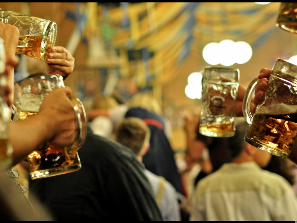 Oktoberfest after-parties