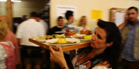 Oktoberfest: What to eat