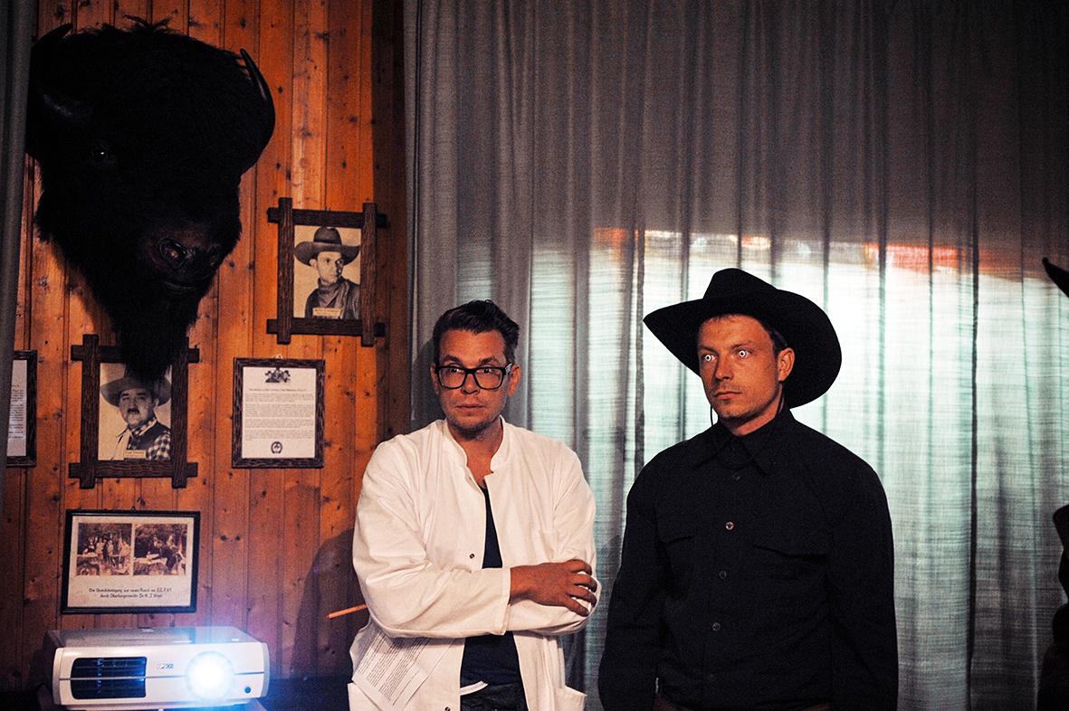FilmTrip: Wild West