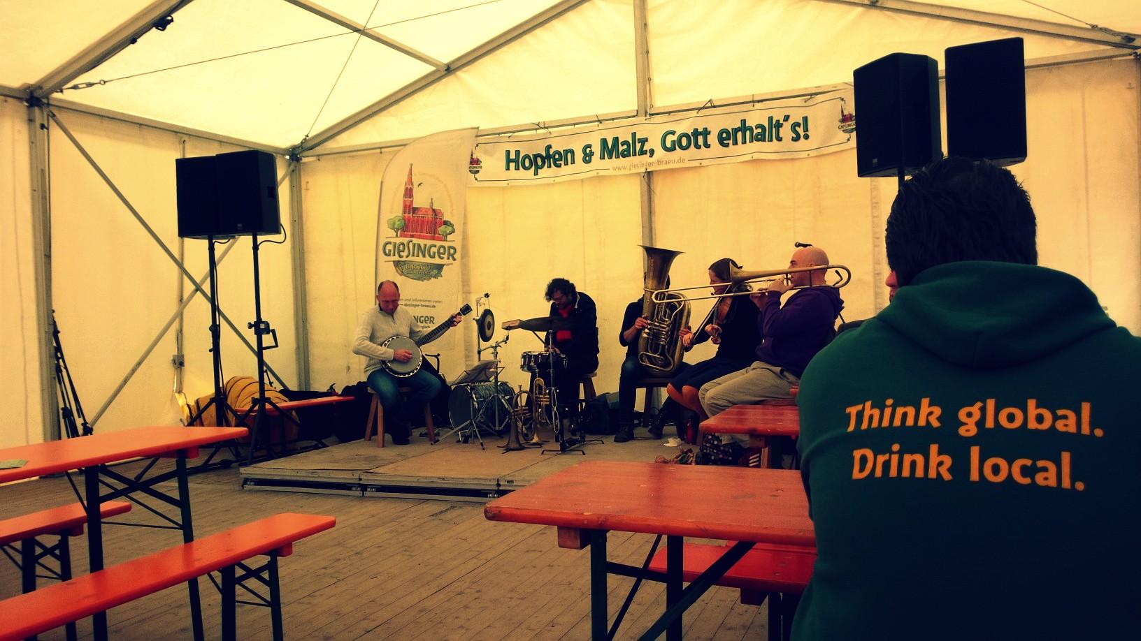 Giesinger Bräu - live music