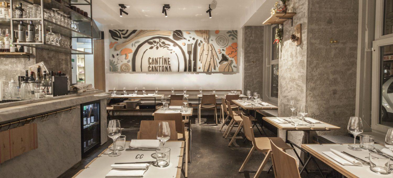Cantine Cantona - Munich