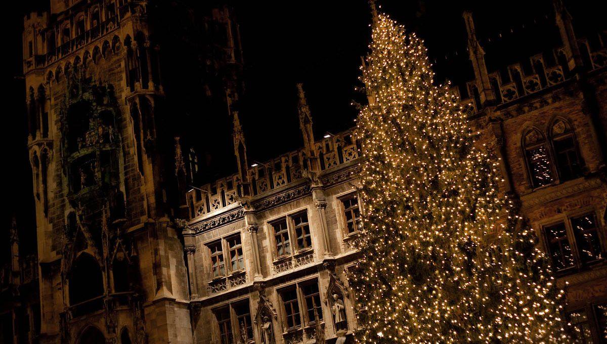 Christmas shopping: Munich