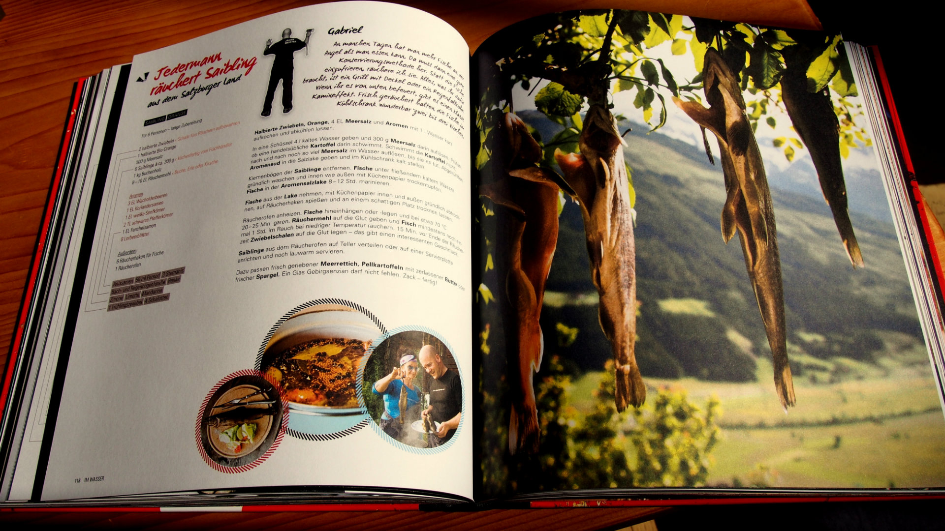 Das Kochbuch - die Kochgarage
