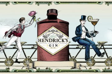 Hendrick's Impractical Bicycle Share