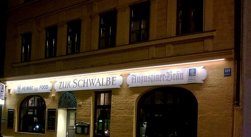 Zur Schwalbe: München