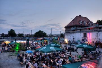Viehhof Biergarten