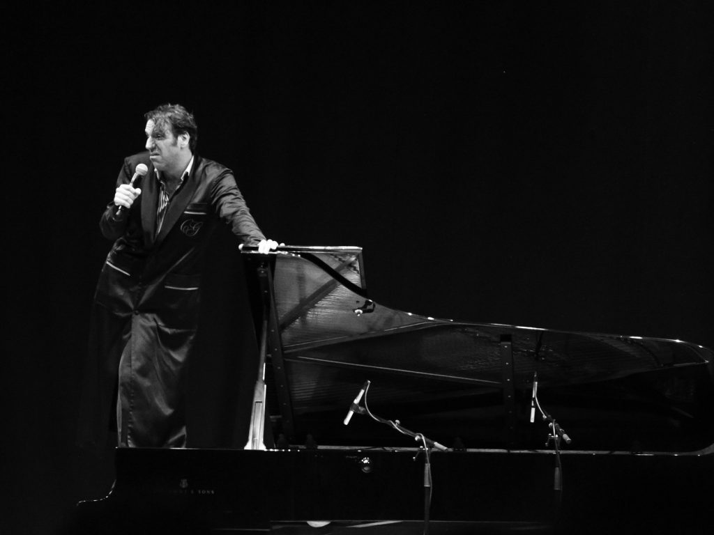 Chilly Gonzales - Gasteig