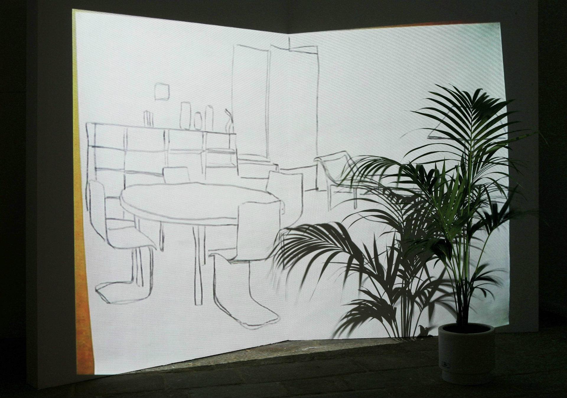 Zilla Leutenegger: Pinakothek der Moderne