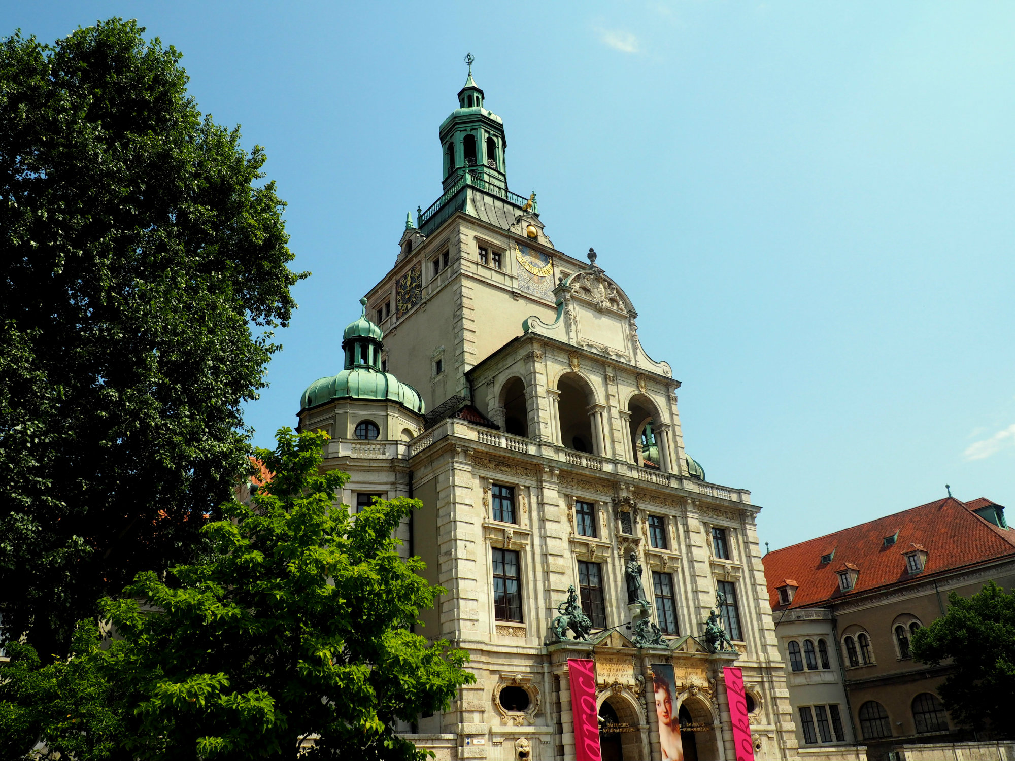 Munich's Nationalmusuem