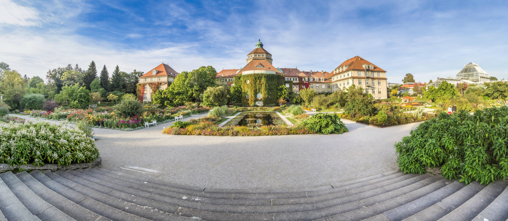 Munich parks