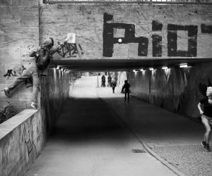Peintre X: Street art in Munich