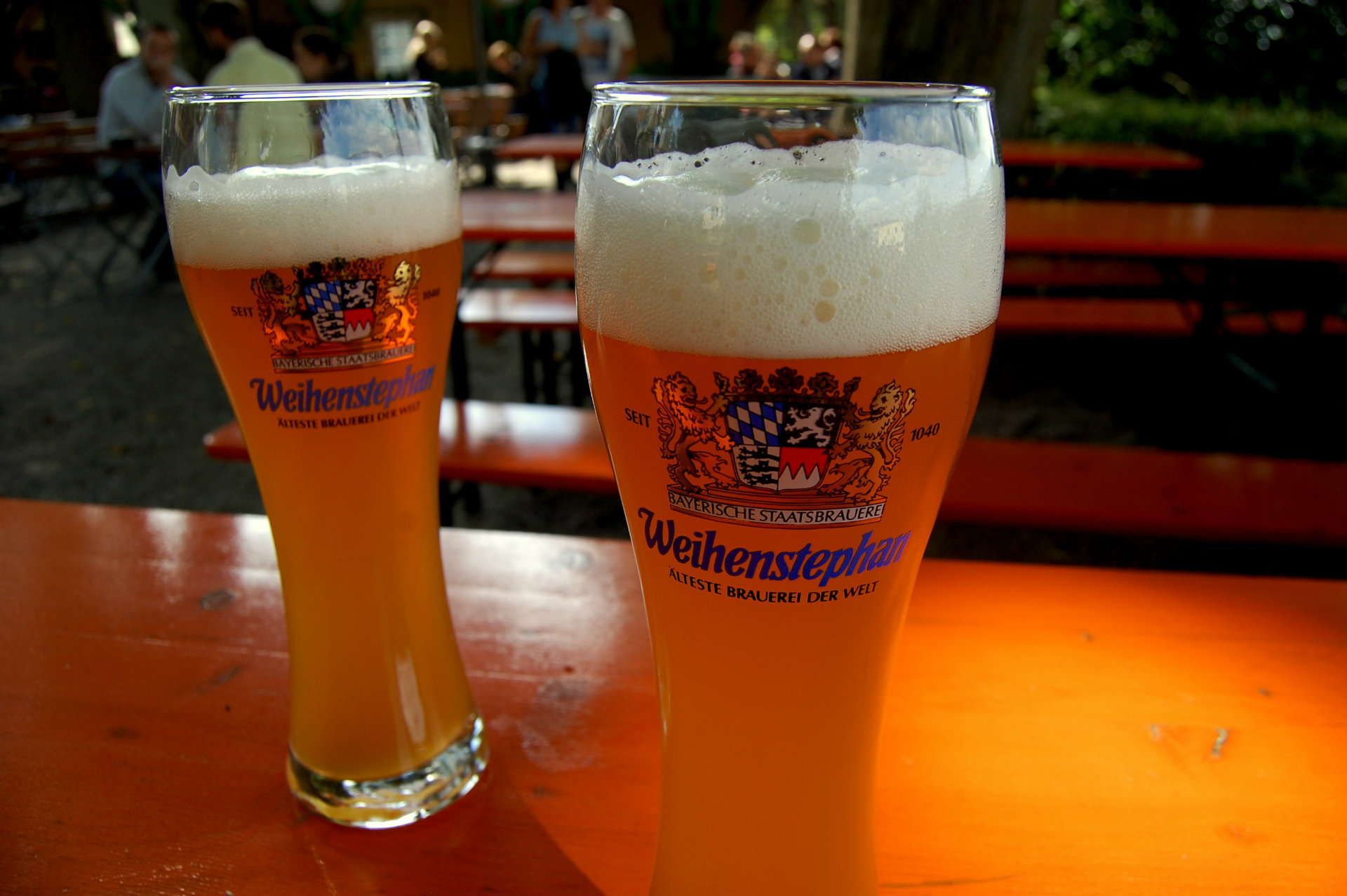 Weihenstephaner brewery
