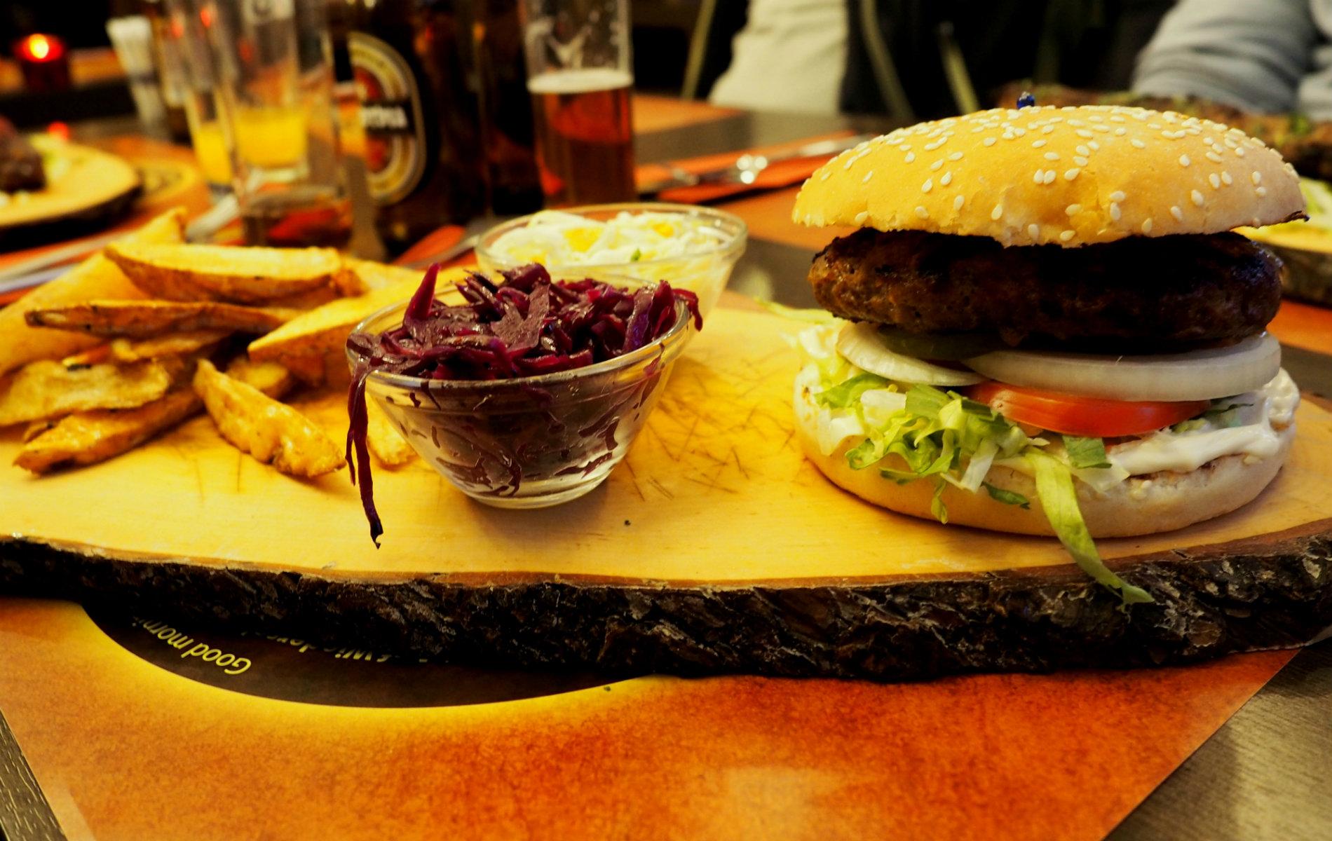 Burger: Eclipse Grillbar München