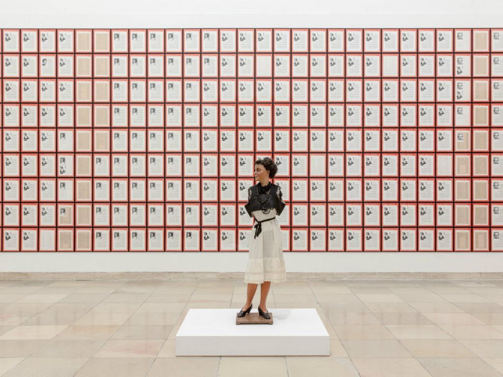 Hanne Darboven - Haus der Kunst