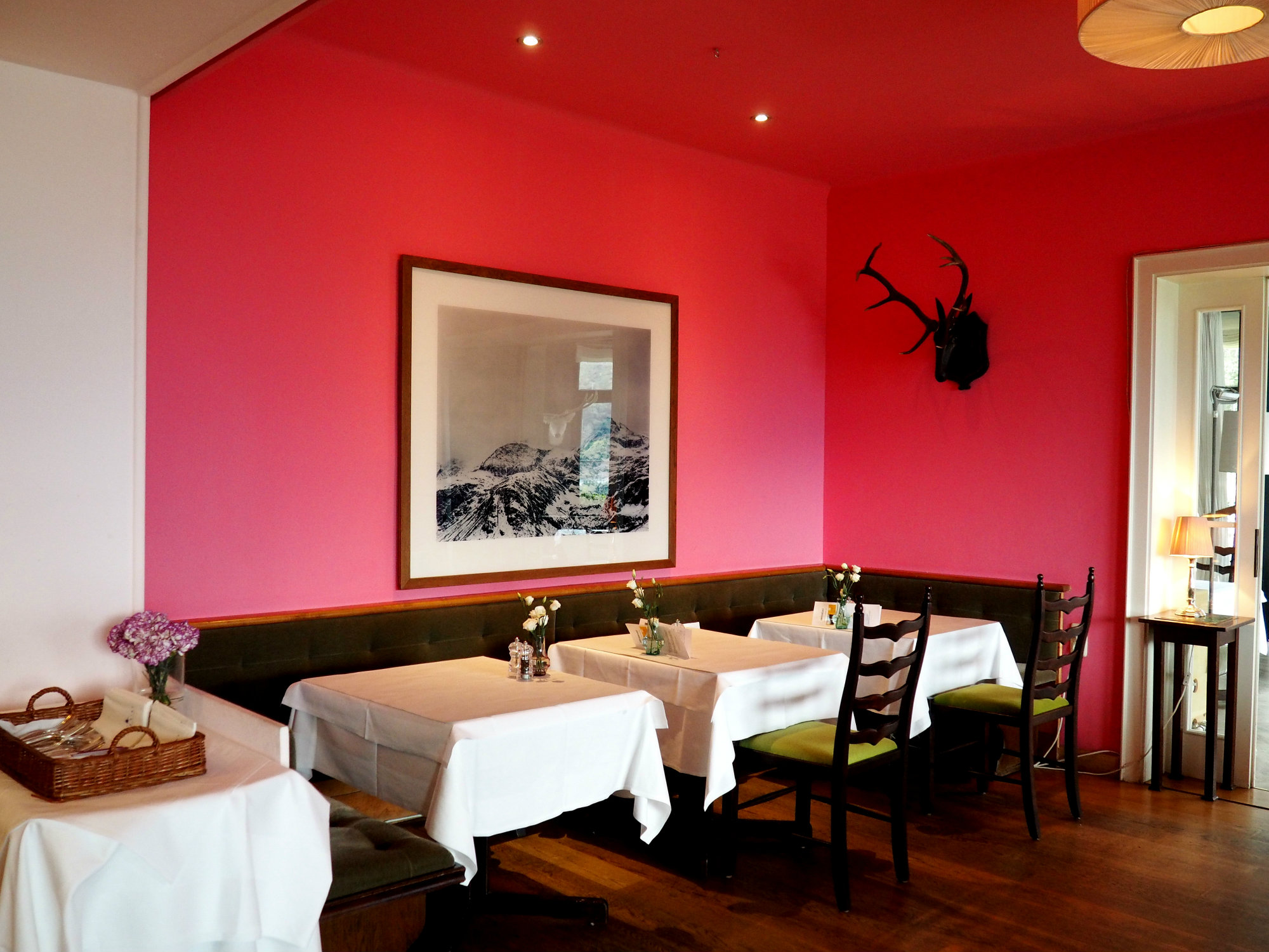 Haus Hirt restaurant