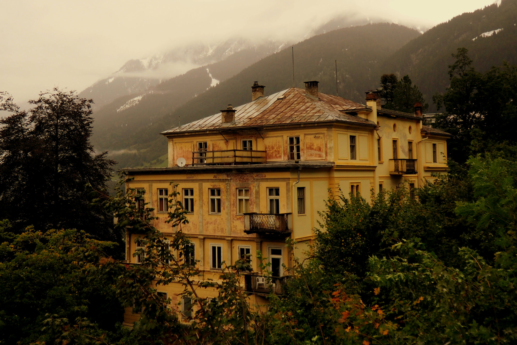 Villa Mühlberger - Bad Gastein