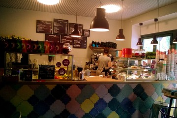 Cafe Daddy Longlegs