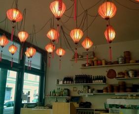 Fei Scho - dim sum in Munich's Glockenbachviertel