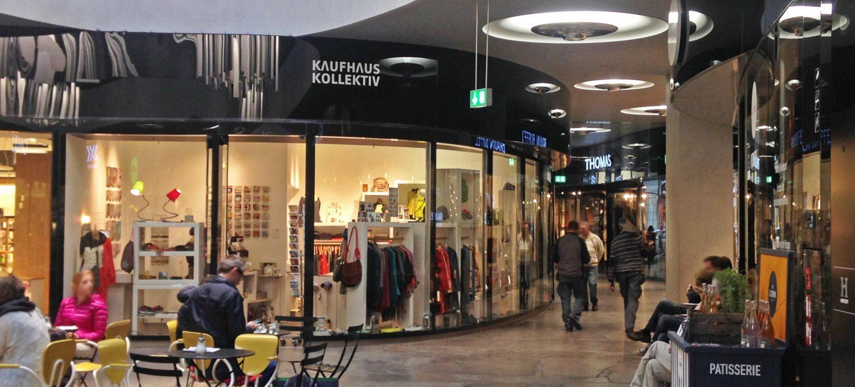 KAUFHAUSKOLLEKTIV - Hofstatt, Munich