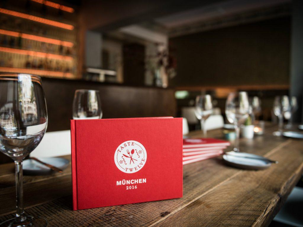 TasteTwelve Munich 2016