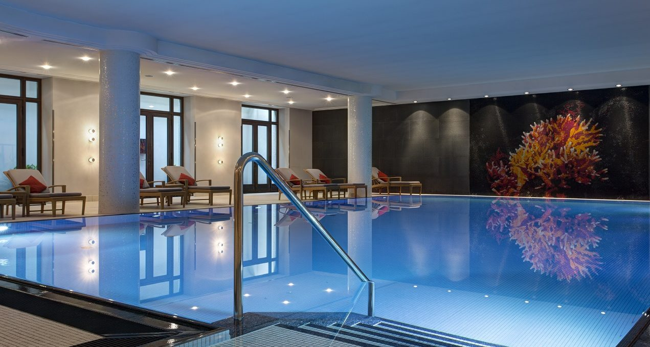 Charles Hotel Munich - spa