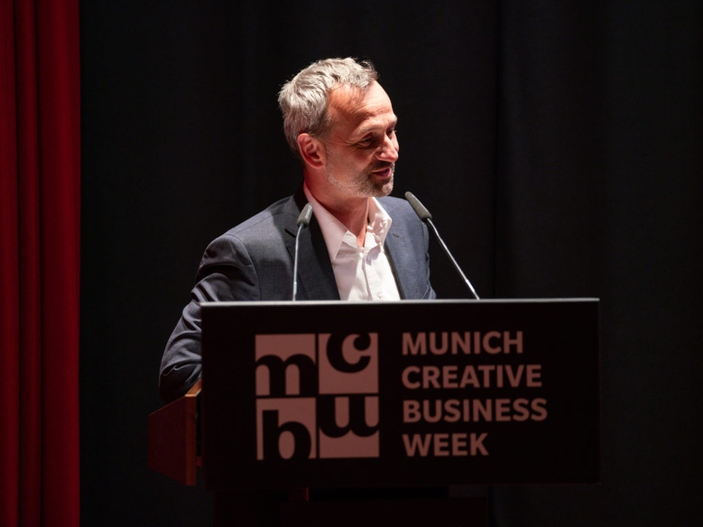 Munich Creative Business Week 2019