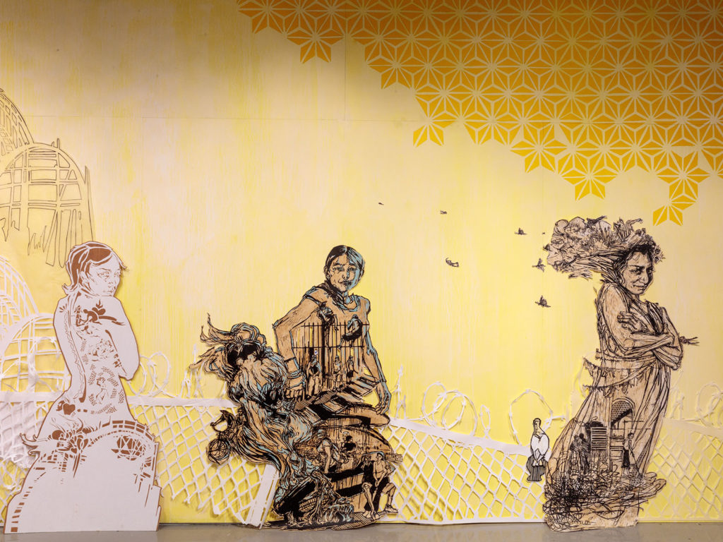 Swoon at MUCA Munich