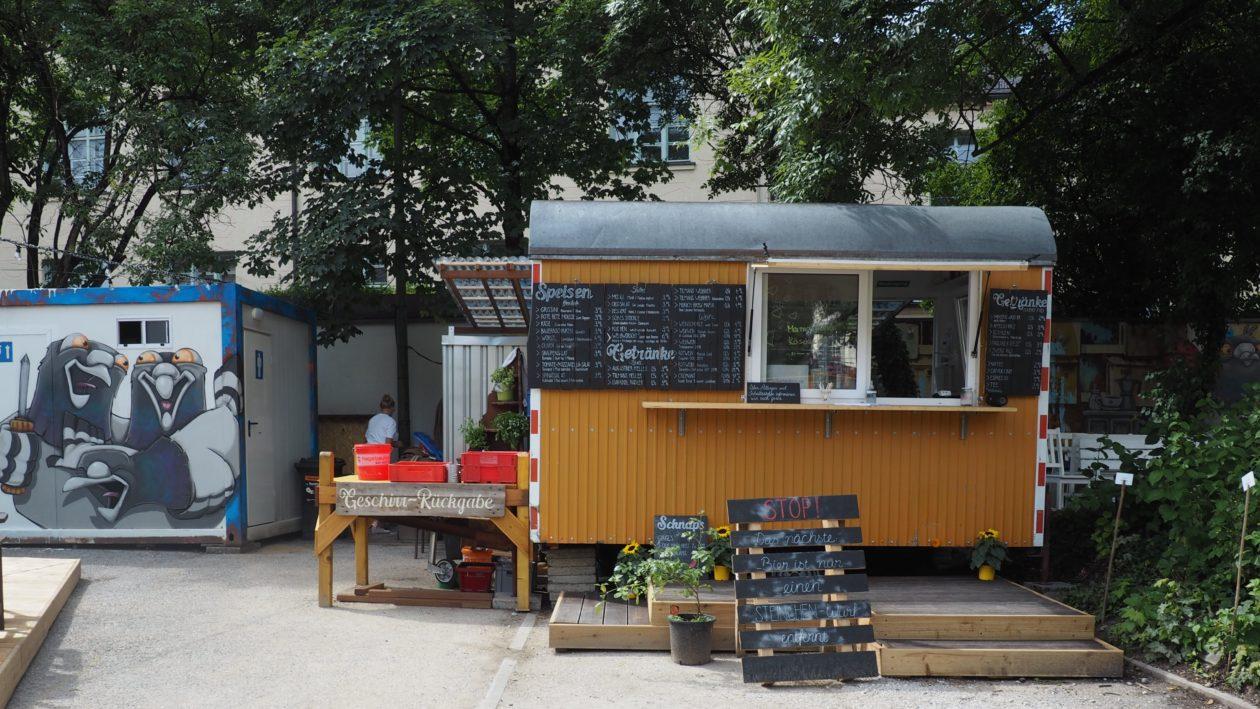 Cafe Steinchen Laim